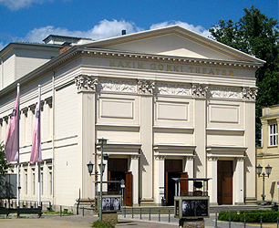 Maxim Gorki Theater (From Wikimedia)